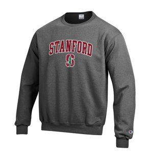 Stanford University Trees Crew Neck Sweater